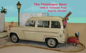 The Flamingos Next